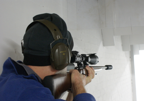 Lightweight Sport Rifle